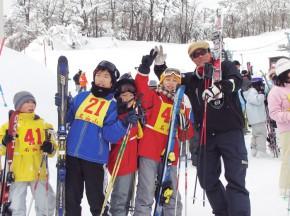 団体・修学旅行のスキースクーリング
